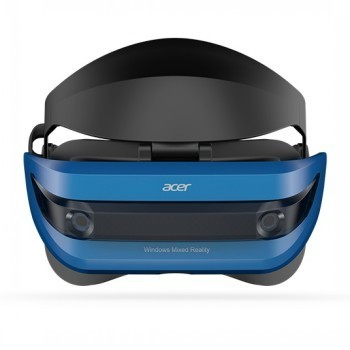 Acer Windows Mixed Reality Headset And Motion Controller + Odyssey VR
